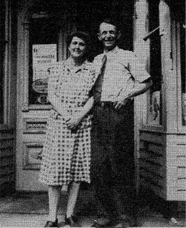 John C. and Belle Jackson, 1946