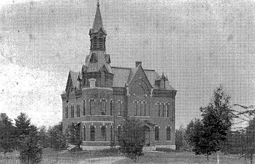 Sawin Academy, 1890s